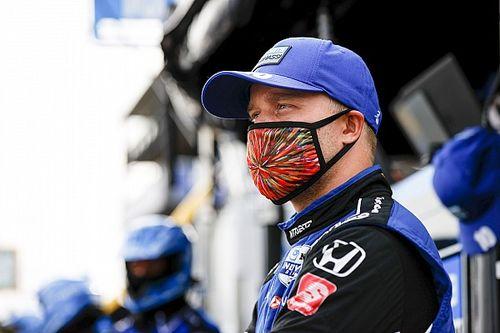 Rosenqvist stroomt op 'natuurlijke manier' in bij Arrow McLaren SP