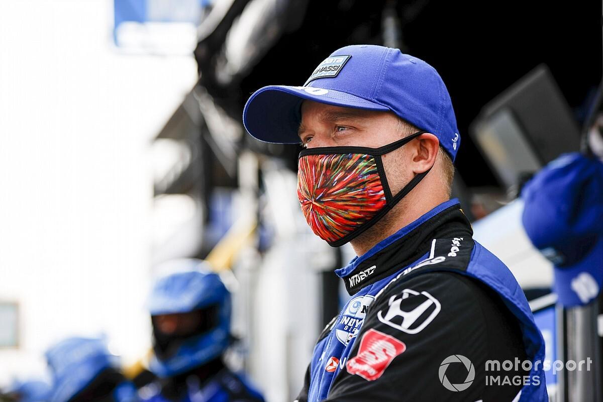 Rosenqvist vervangt Askew bij Arrow McLaren SP, O'Ward blijft
