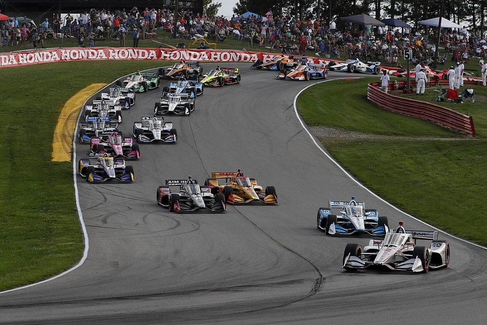 IndyCar's Honda Indy 200 at Mid-Ohio weekend schedule