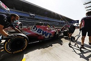 Los detalles técnicos de los Fórmula 1 en el GP de Rusia