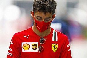 """Leclerc critica il muretto Ferrari: """"Da Ocon avevo più margine!"""""""