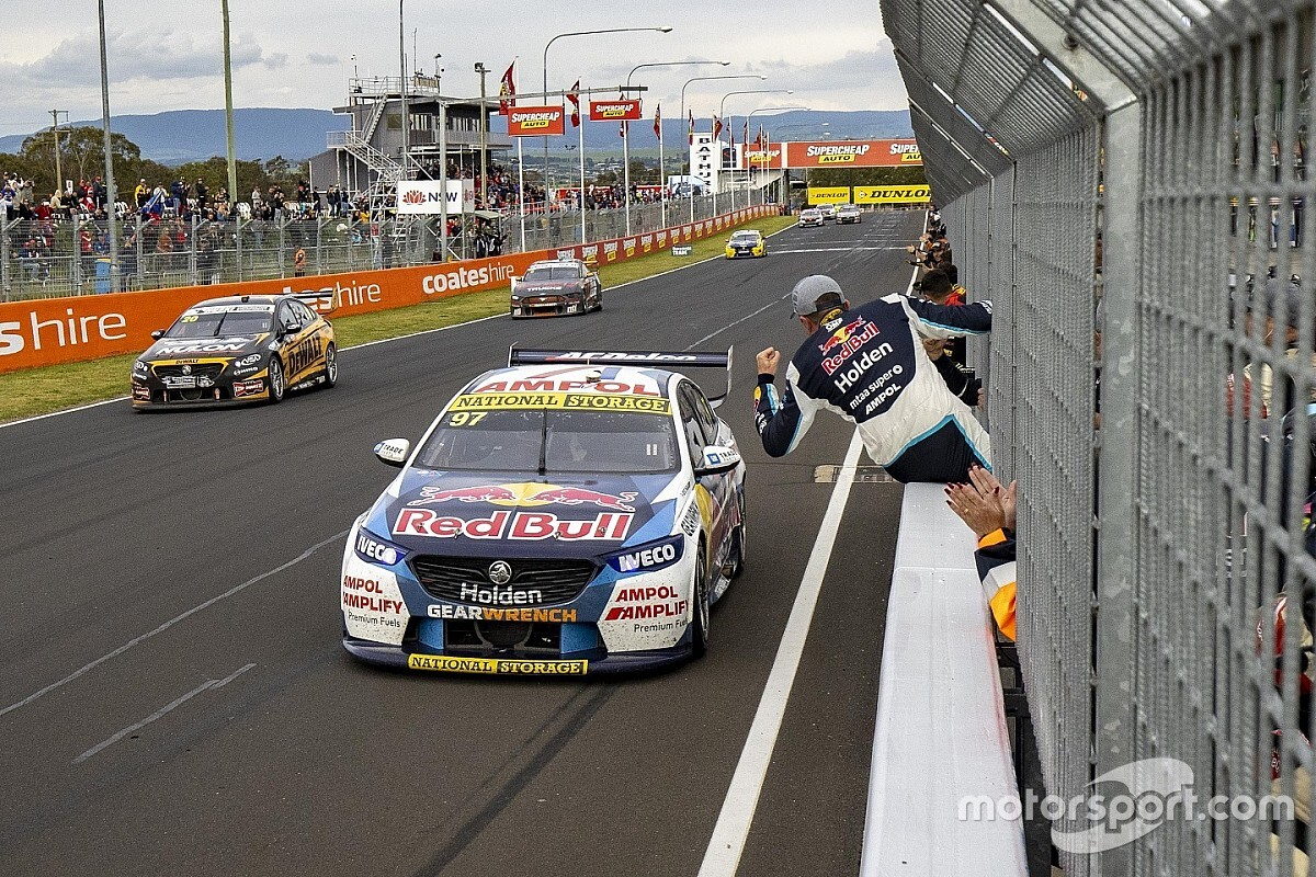 Bathurst 1000: Van Gisbergen/Tander take thrilling win