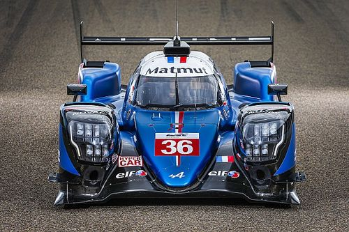 Alpine reveals LMP1 contender for WEC top class graduation
