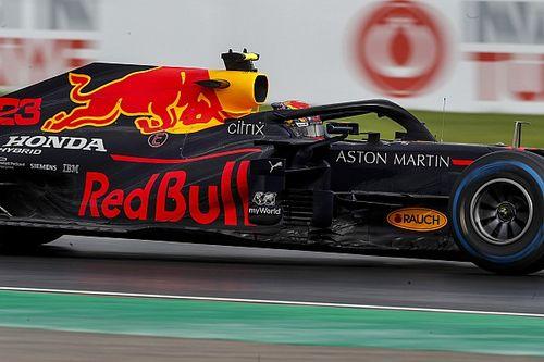 """Horner ziet Red Bull-jubileum in water vallen: """"Ongelooflijk lastig"""""""