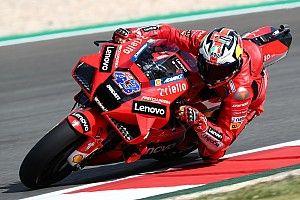 MotoGP, Portimao, Warm-Up: Miller precede Quartararo