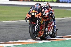 "Dovizioso: Binder's European MotoGP pace ""not nice to see"""