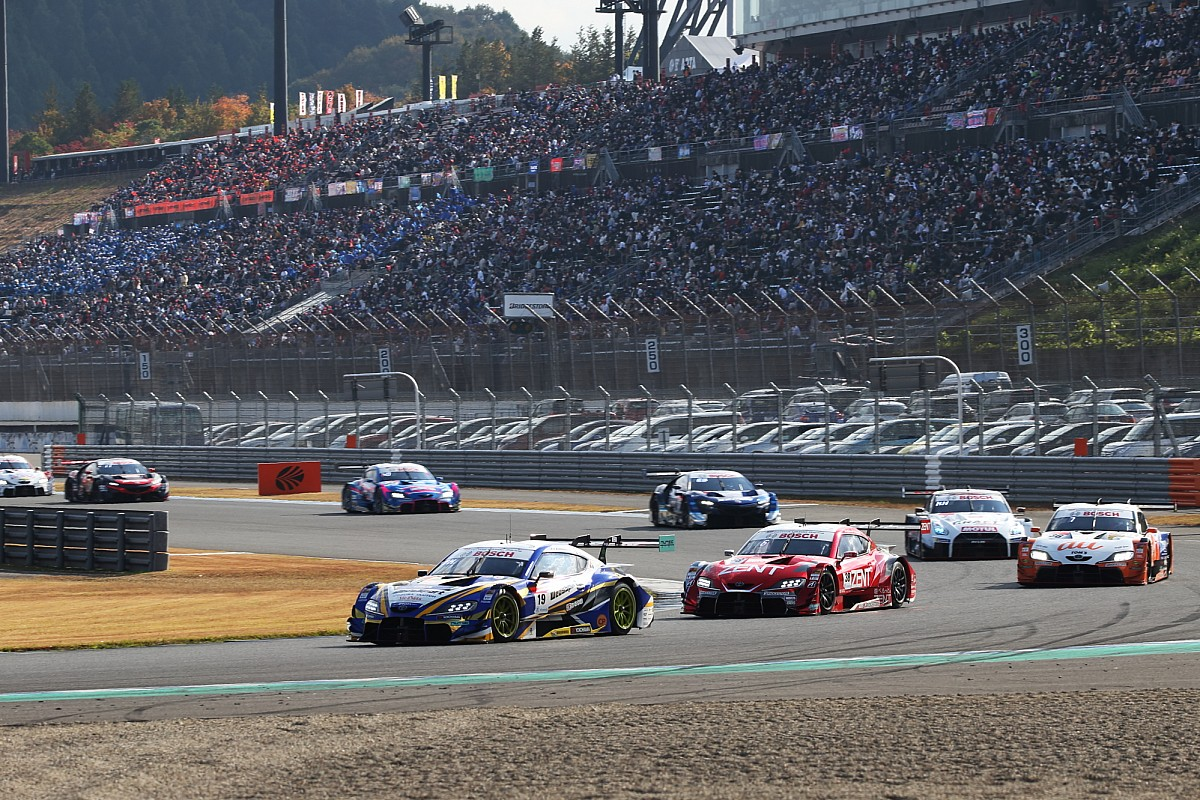 Super GT cancels Thailand, Malaysia races for 2021
