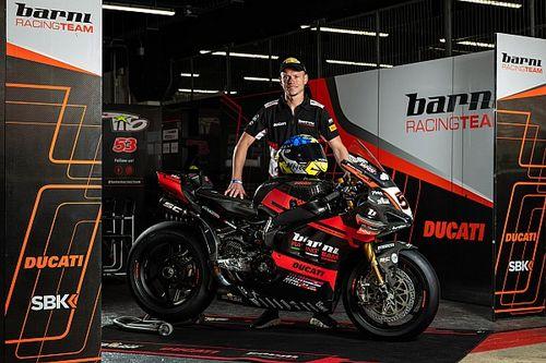 Barni Racing Luncurkan Tunggangan Tito Rabat
