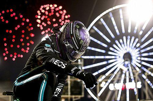【F1分析:バーレーンGP決勝】ハミルトンの秀逸すぎるタイヤマネジメント……絶体絶命の状況を打破