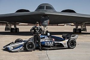 Ed Carpenter Racing reveals Daly's USAF B-2 livery for 2021