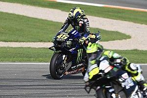 Rossi Sebut Regulasi Mesin Bukan Halangan bagi Yamaha Perbaiki Mesin