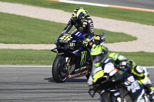 Momen Comeback Rossi Tercoreng Masalah Konyol