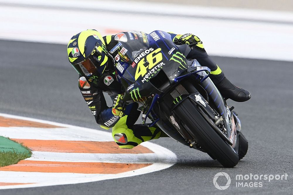 """Rossi: """"Il reparto motori è il primo problema della Yamaha"""""""