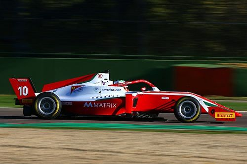 Смотрите прямо сейчас: первая гонка Формулы Regional в Валлелунге
