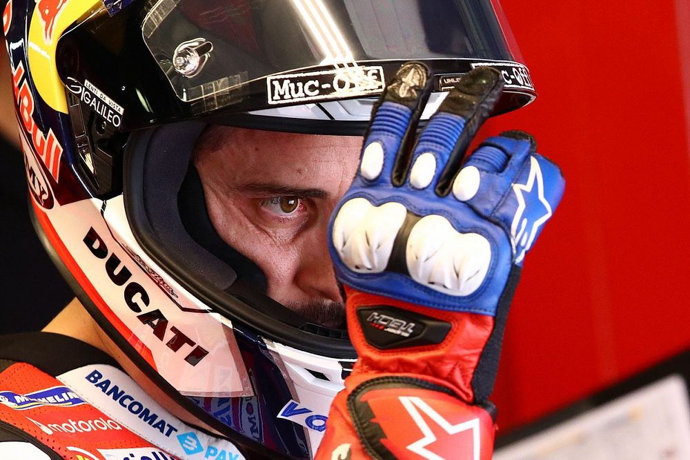 Why Dovizioso is more of a temporary fix than a Yamaha gamble