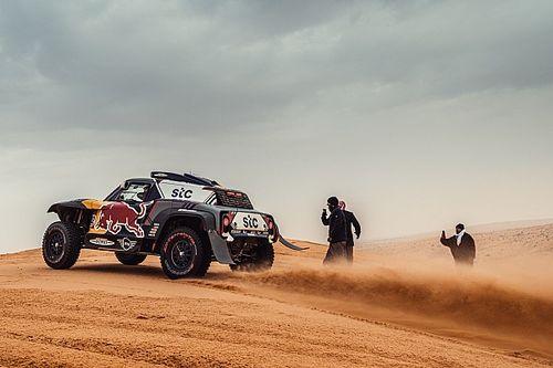 Dakar: Etap 8 - maraton, cz. 2