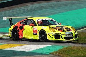Porsche Cup: Francisco Horta crava a pole das duas provas da GT3 Cup em Interlagos