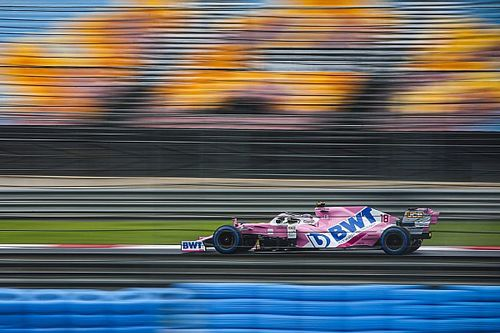 Stroll mantiene la pole para el GP de Turquía tras investigación