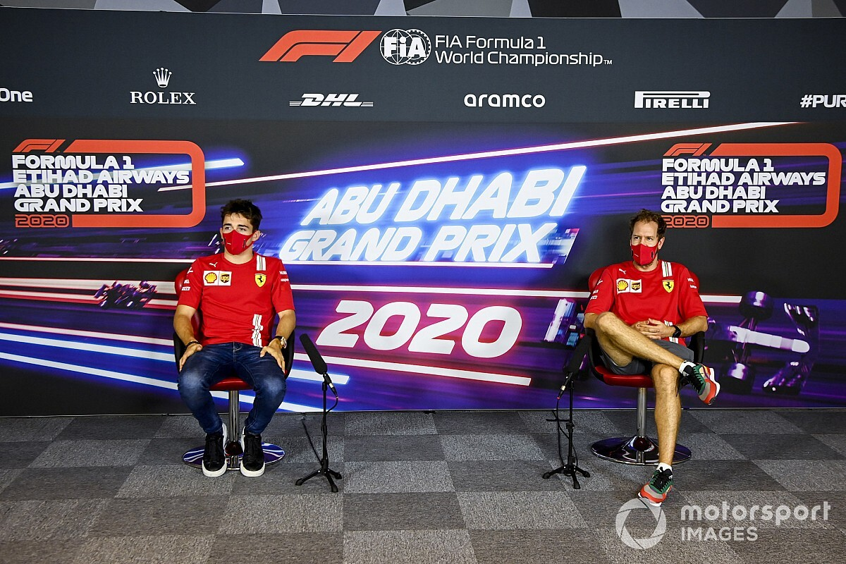"""Leclerc is elbúcsúzott Vetteltől: """"Megtiszteltetés volt..."""""""