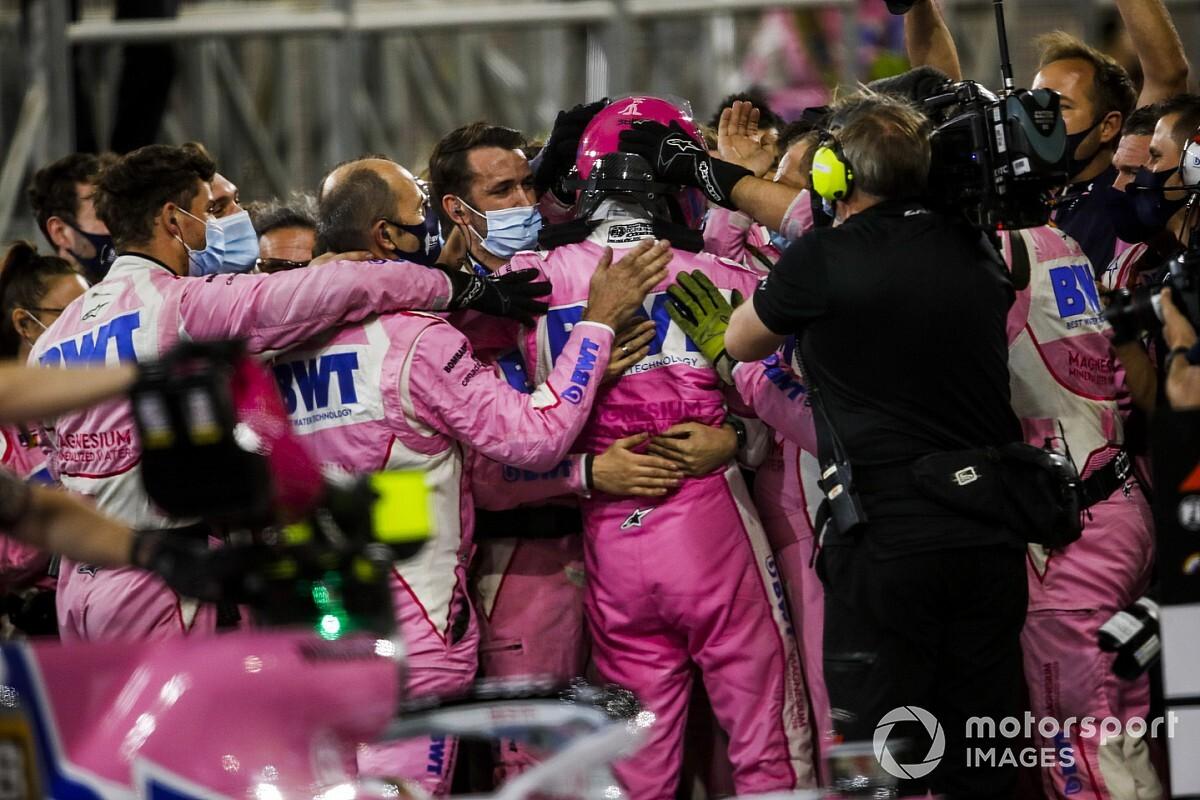 """Szafnauer: """"Perez, F1'de kalmayı hak ediyor"""""""