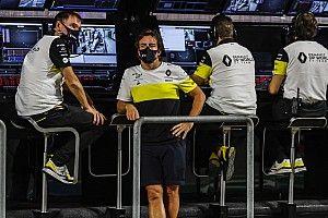 Horner gúnyolódik Alonso tesztjén