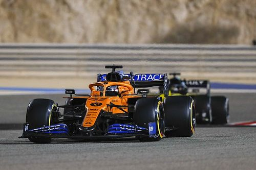 McLaren cree que el Safety Car le quitó a Sainz el podio de Sakhir
