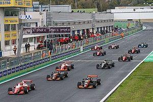 Formula Regional: ecco team e calendario per il 2021