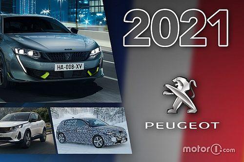 Toutes les nouveautés Peugeot attendues en 2021