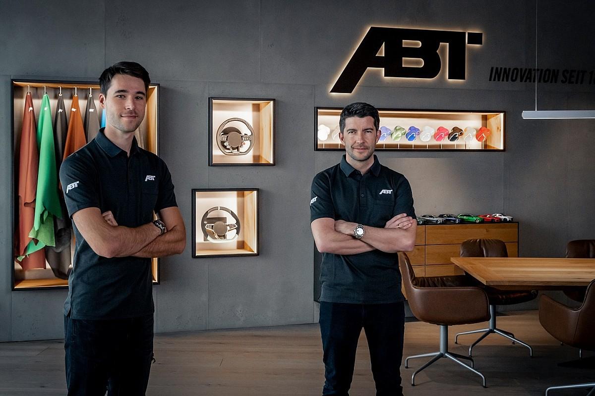 Abt signs Rockenfeller, van der Linde for 2021 DTM season