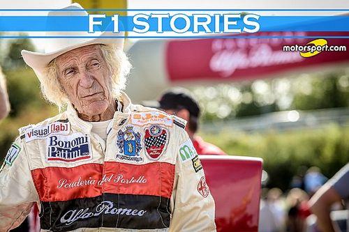 F1 Stories: Arturio Merzario, il cowboy delle corse
