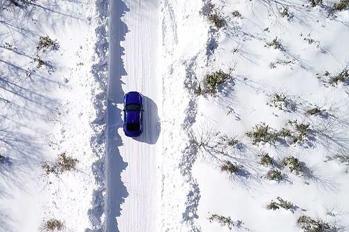 Vídeo: espectáculo en la nieve con el Subaru BRZ