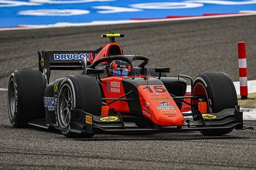Victoria de Drugovich en F2; Ilott le recorta a Schumacher