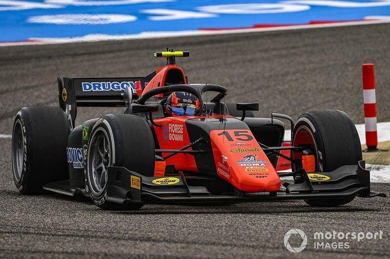Hasil Feature Race F2 Bahrain: Kemenangan Ketiga Drugovich