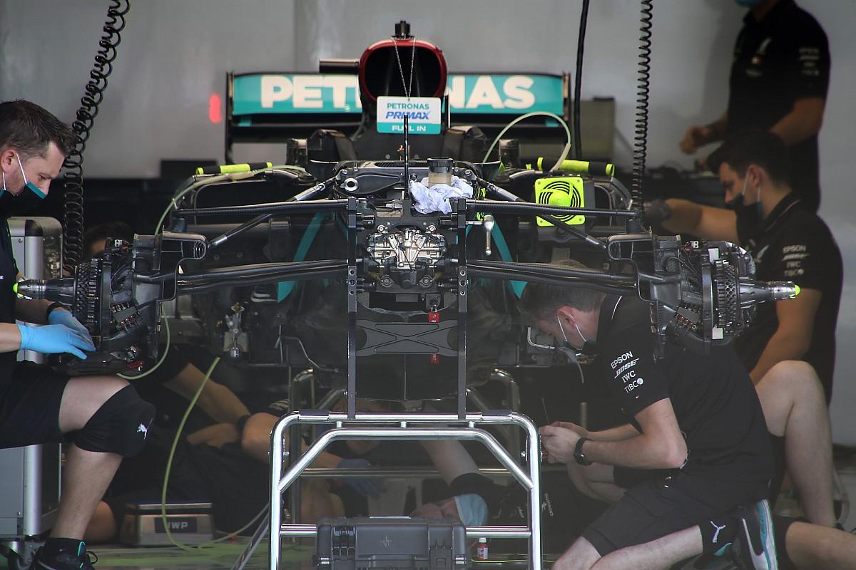 Слухи: Система DAS разочаровала гонщиков Mercedes