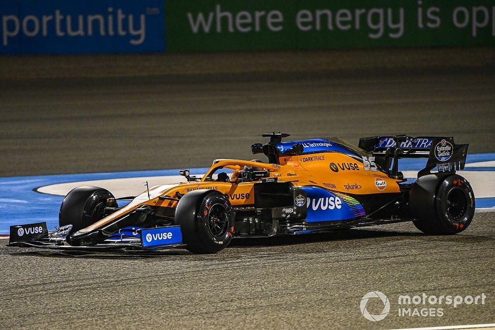 F1 drivers insist 2021 tyre concerns not just about lap time