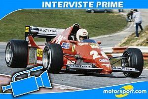 """Arnoux: """"Il contratto più bello? La stretta di mano con Ferrari"""""""