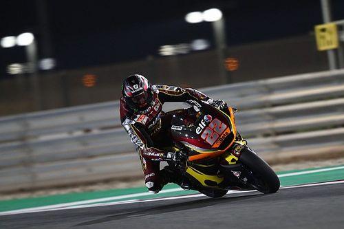 Moto2, Qatar, Libere 2: Lowes beffa Bezzecchi