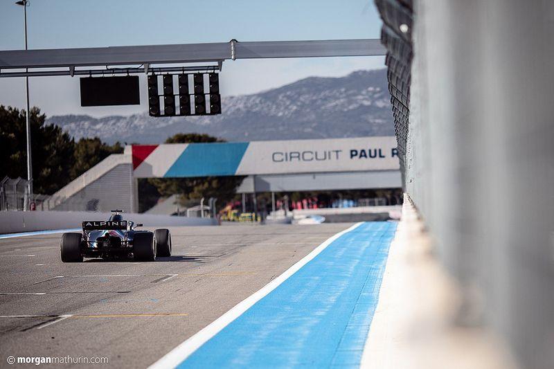 Le circuit Paul Ricard modernise son équipement