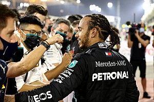 Wolff: Továbbra is Hamilton jelenti a mércét, ő a legjobb!
