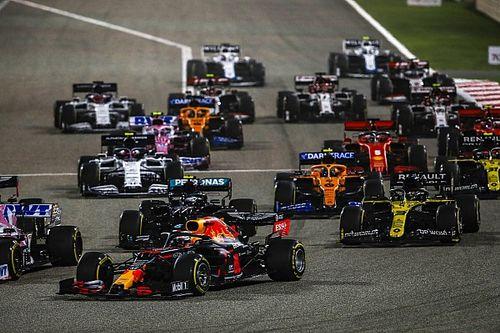 Grand Prix Bahrajnu otworzy sezon F1