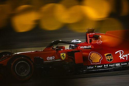 """Les Ferrari éliminées en Q2 : """"On est à notre place"""", dit Vettel"""