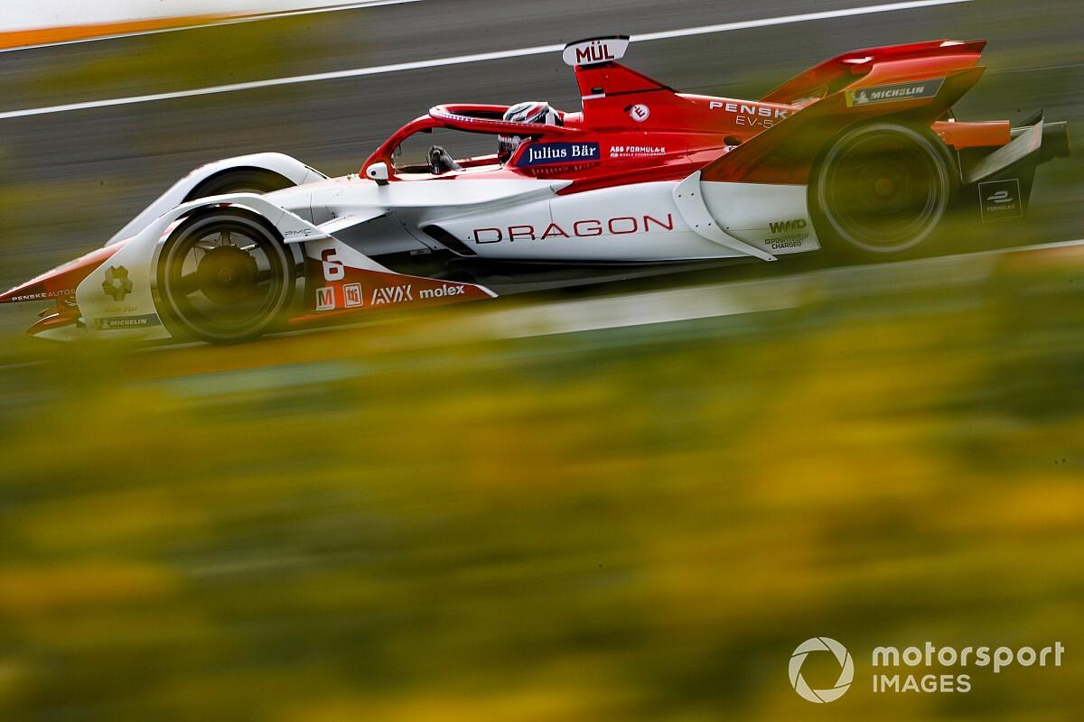 Dragon confirms Muller for final 2020/21 FE spot