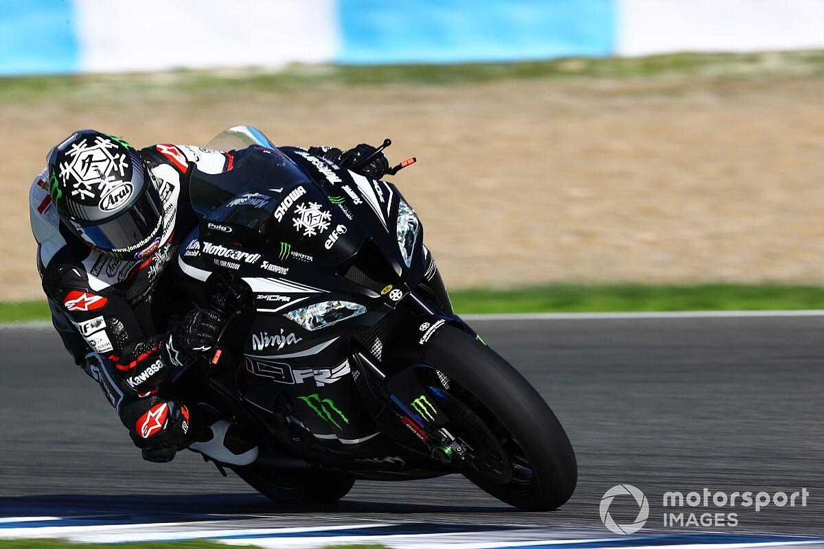 """Test Aragon, Rea: """"Buon feeling, il potenziale Kawasaki è ampio"""""""