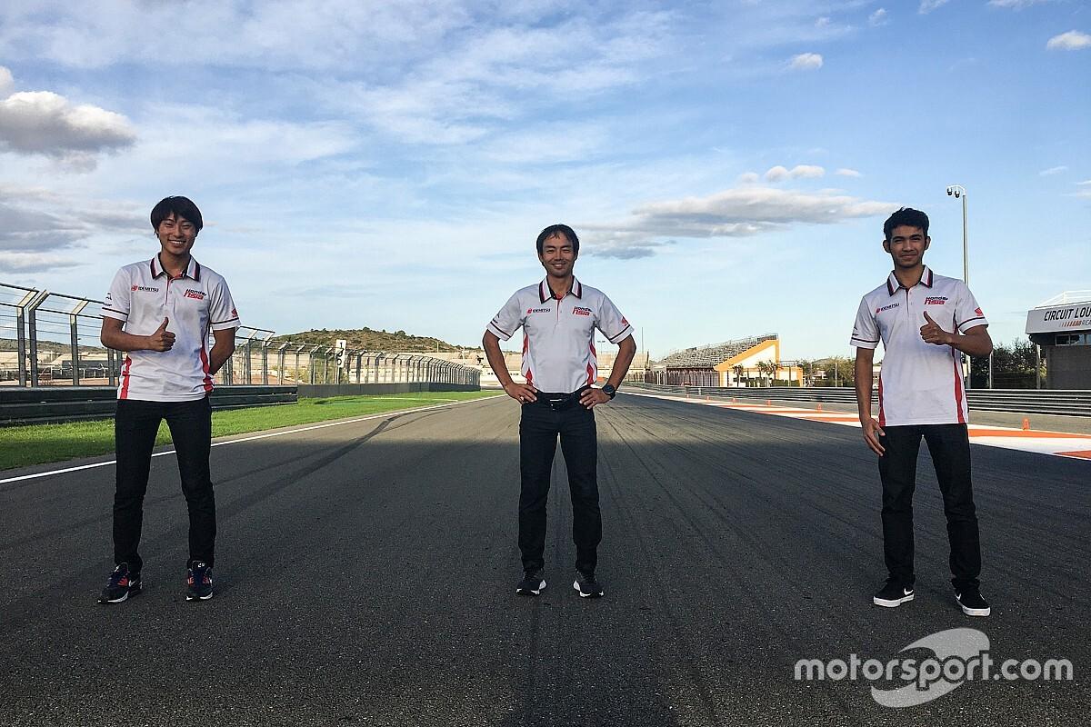 Honda Team Asia Tunjuk Andi Gilang Berlomba di Moto3 2021