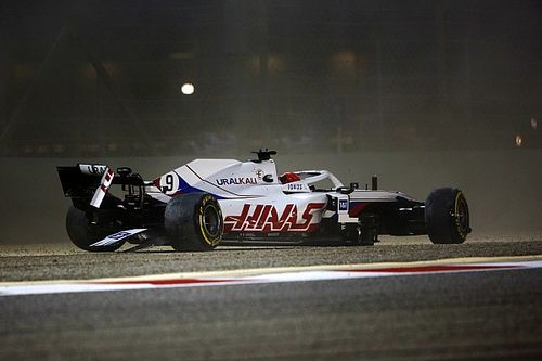 "Mazepin ""beating himself up"" over Bahrain woes, says Steiner"