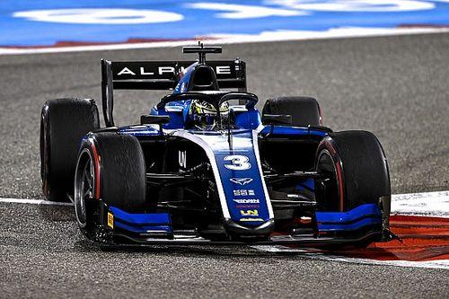 Hasil Feature Race F2 Bahrain: Zhou Kalahkan Ticktum
