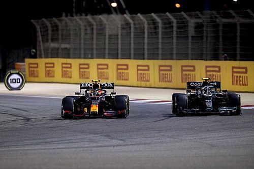 Aston pushing FIA to cut gap between high, low rake F1 cars