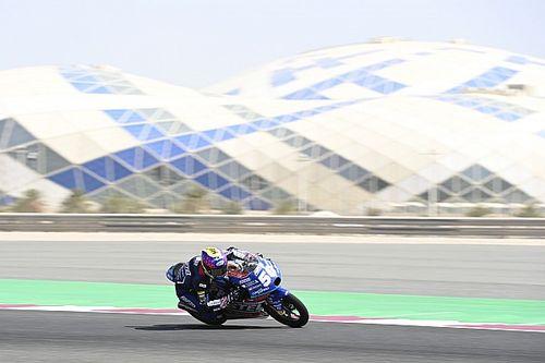 Hasil FP3 Moto3 Doha: Dupasquier Unggul Tapi Gagal ke Q2