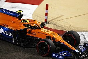 "McLaren never believed ""hype"" about its form"