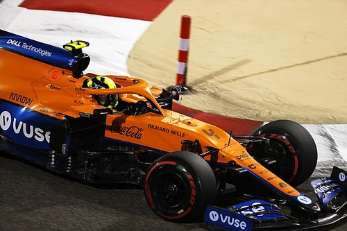 """McLaren never believed """"hype"""" about its form"""